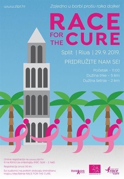 Race for the cure - Split